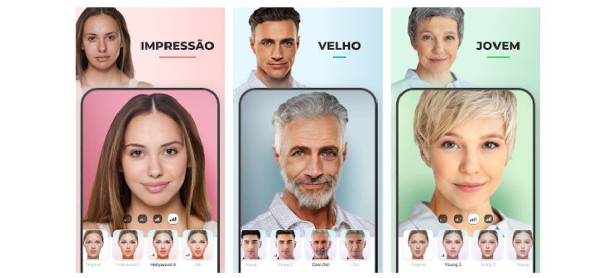 Reconhecimento Facial do FaceApp pode ser usado para falsificar identidades