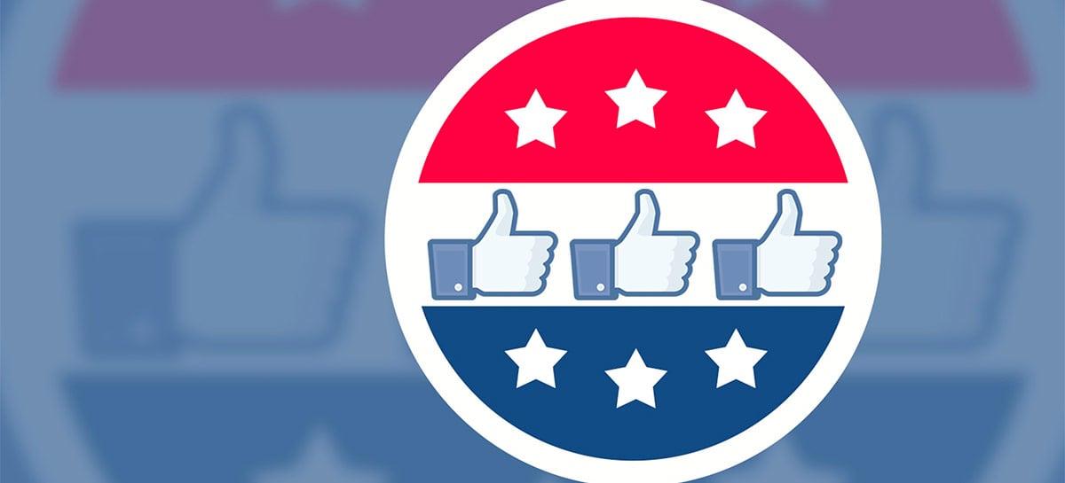 Facebook vai permitir que pesquisadores avaliem seus dados de propaganda política