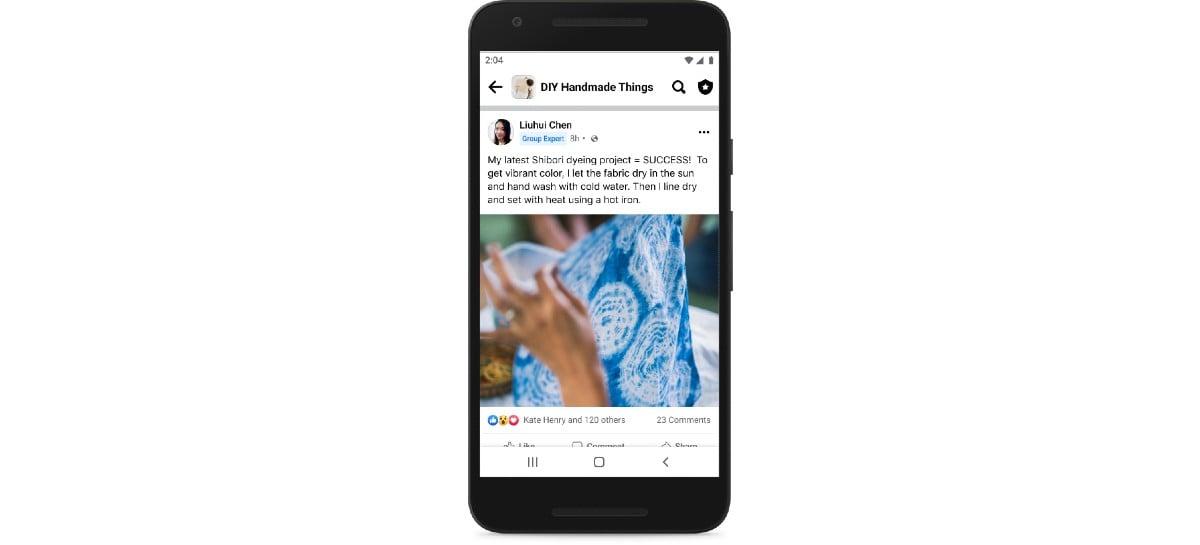 """Facebook terá opção de designar um """"expert"""" nos grupos"""