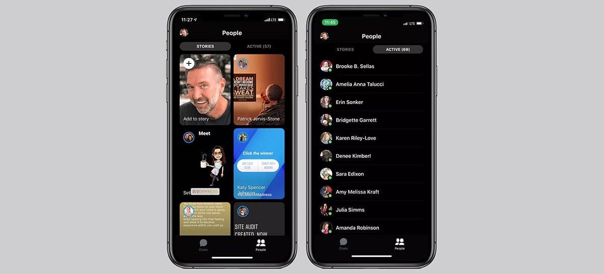 Facebook revela novo design para o aplicativo Messenger