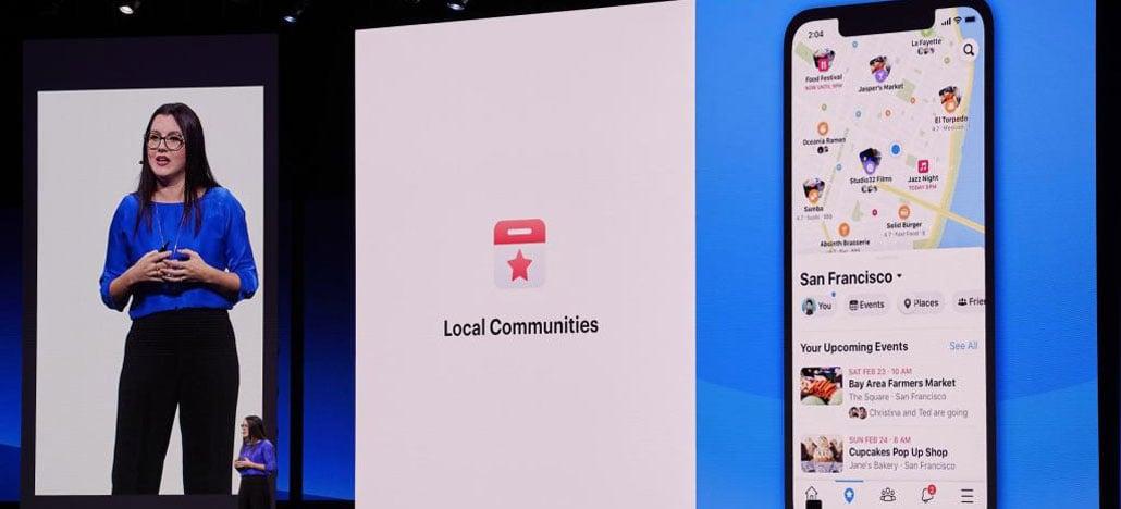 Facebook muda design e vai dar mais foco para grupos e eventos