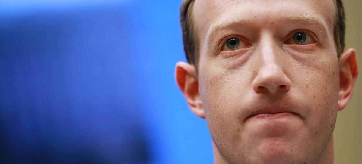 Facebook sofre com pico de acesso durante período de quarentena