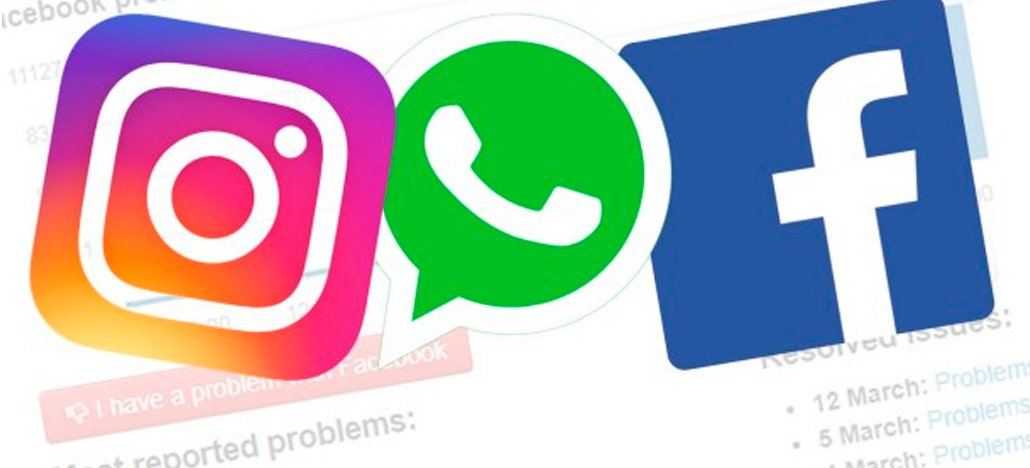 WhatsApp, Facebook e Instagram estão passando por instabilidades desde às 10h