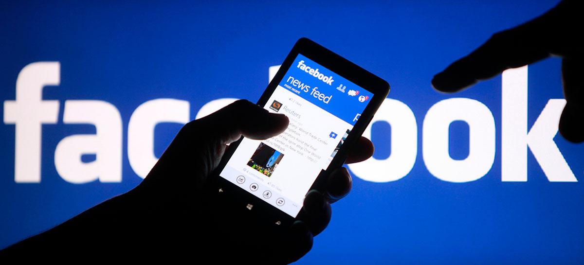 Facebook recebe multa do Ministério da Justiça por conta de vazamentos de dados
