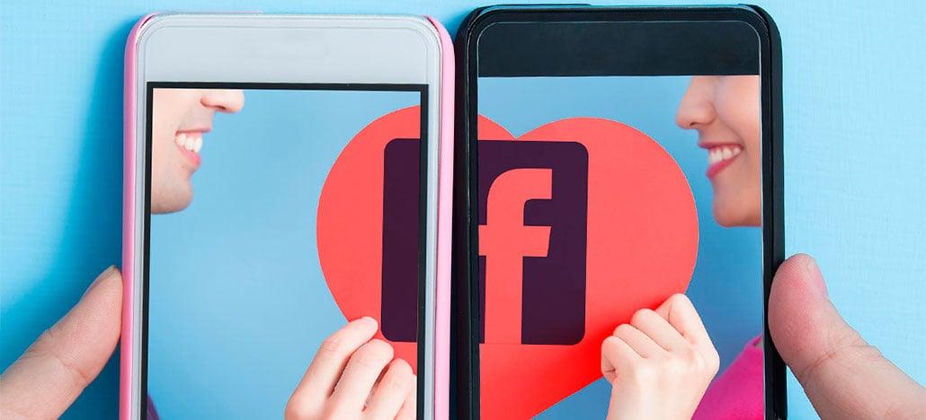 Facebook começa testes internos de seu aplicativo de paquera