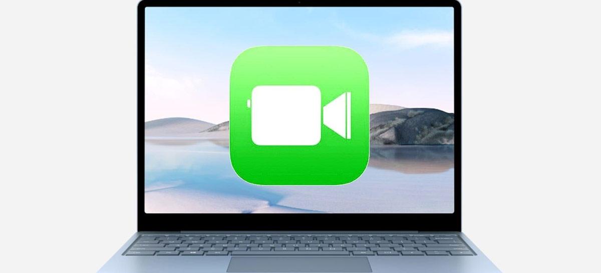FaceTime poderá ser usado no Android e Windows pelo navegador