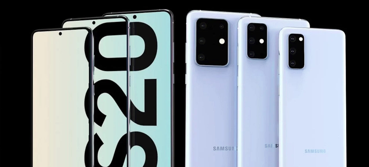 Fastshop oferece Galaxy S20 e S20+ em promoção por R$3.349 e R$3.599