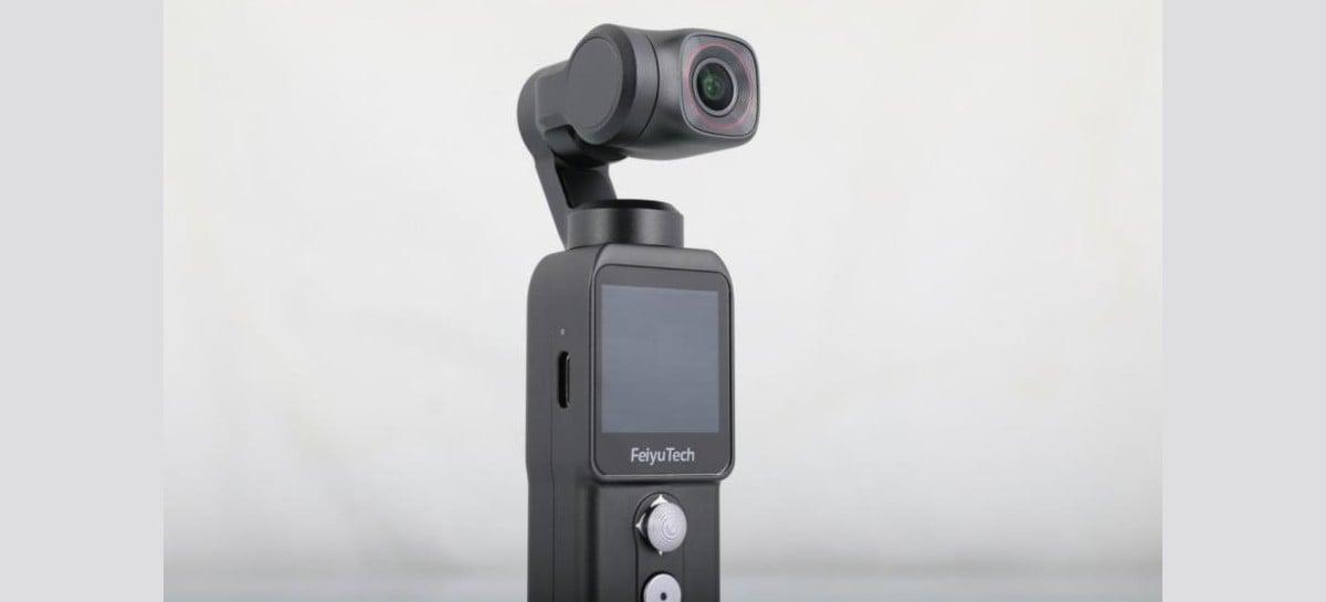FeiyuTech lança câmeras gimbal para competir com a DJI