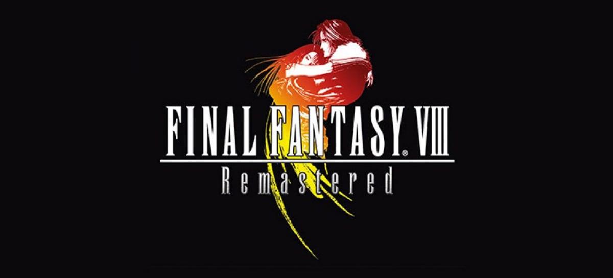 Final Fantasy VIII já está disponível para iOS e Android