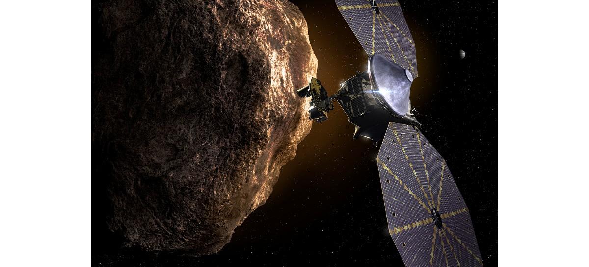 Lucy no céu de... Júpiter? Nasa lançará missão para estudar asteroides em Júpiter