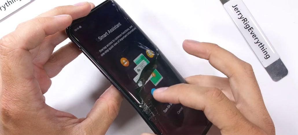 Teste mostra que Oppo Find X pode ser quebrado facilmente