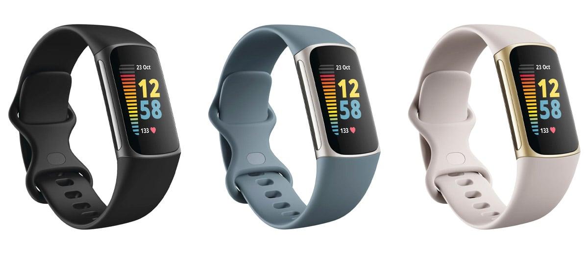 Veja as primeiras imagens oficiais da Fitbit Charge 5; lançamento é em outubro