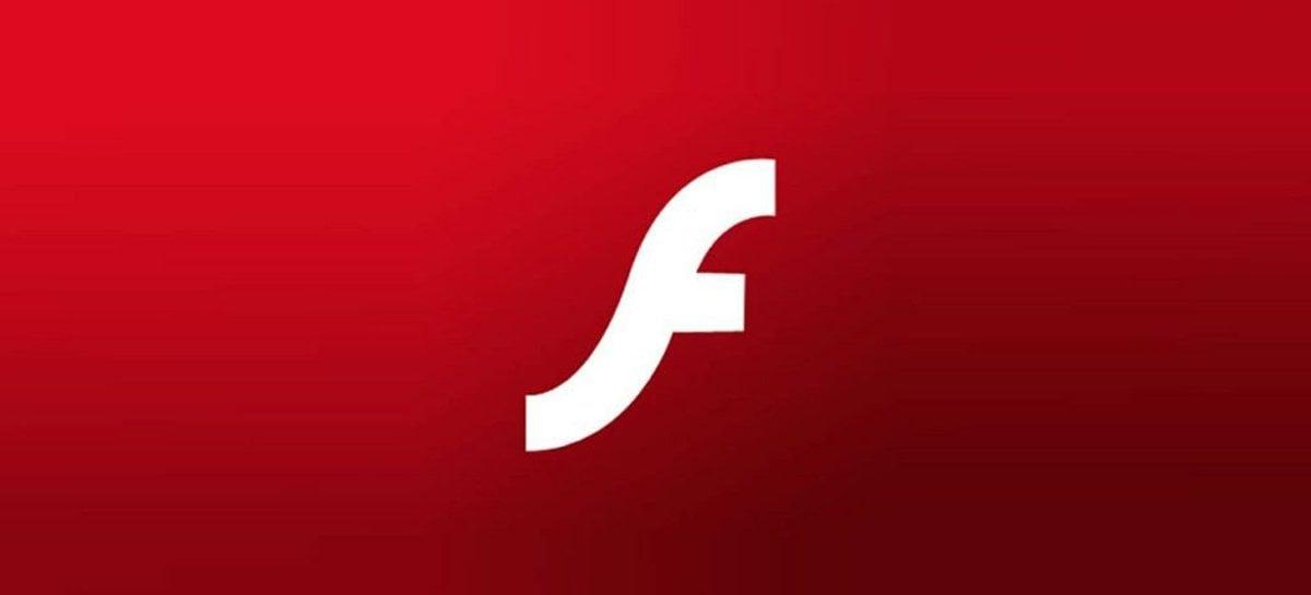 Adobe Flash Player começa a exibir alerta no Windows sobre o fim do suporte
