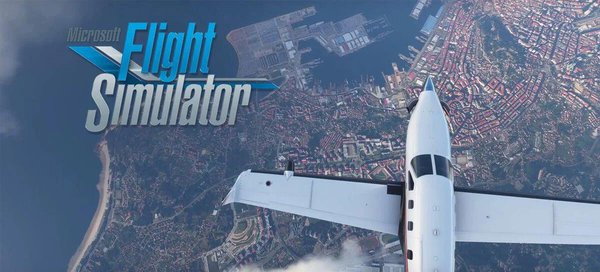 Microsoft Flight Simulator agora pode ser jogado em realidade virtual