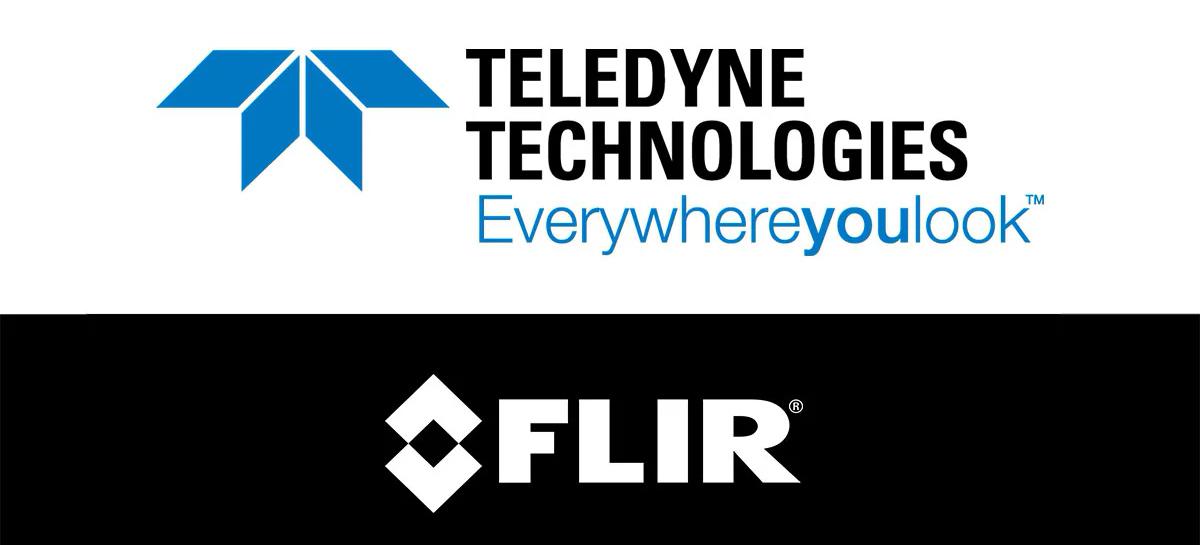 Teledyne compra a FLIR, empresa líder mundial em produtos termais, por US$ 8 bilhões