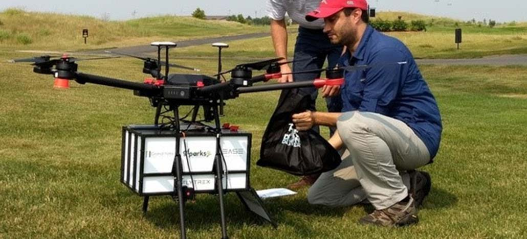 Startup Flytrex promove mais de mil entregas usando drones