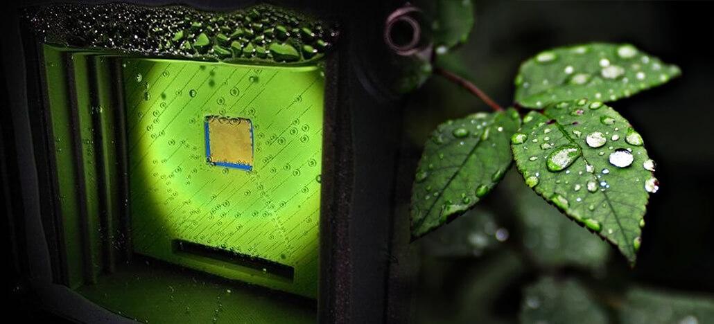 """Essa """"folha artificial"""" imita a fotossíntese para produzir combustível sintético limpo"""