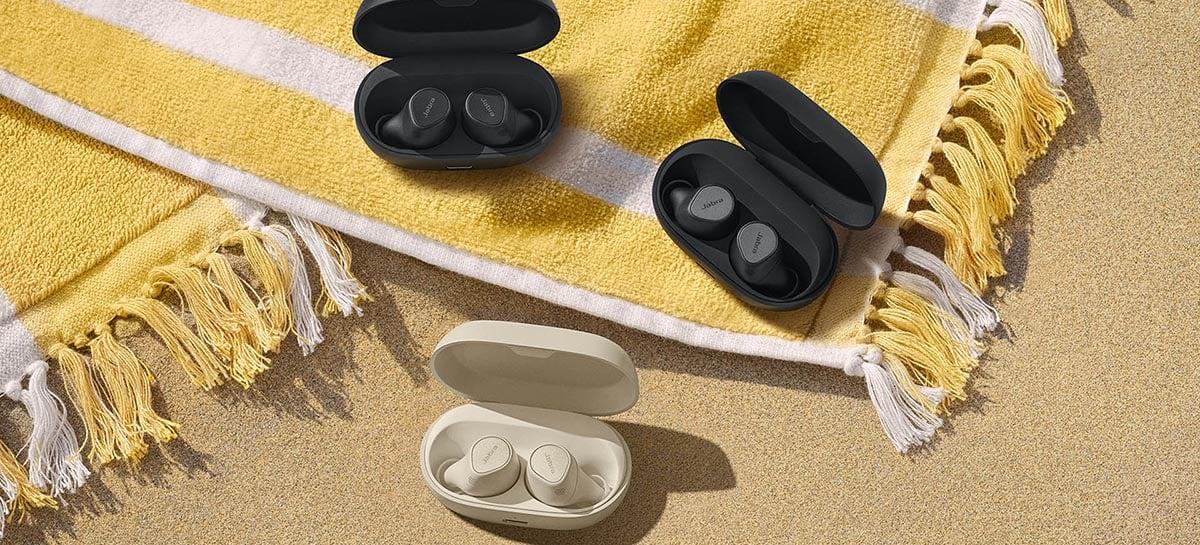 Fones Jabra Elite 7 Pro melhoram áudio com sensor que reconhece movimento da mandíbula