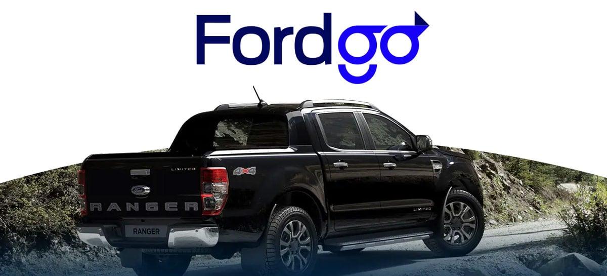 Ford lança seu serviço de carros por assinatura no Brasil, o Ford Go