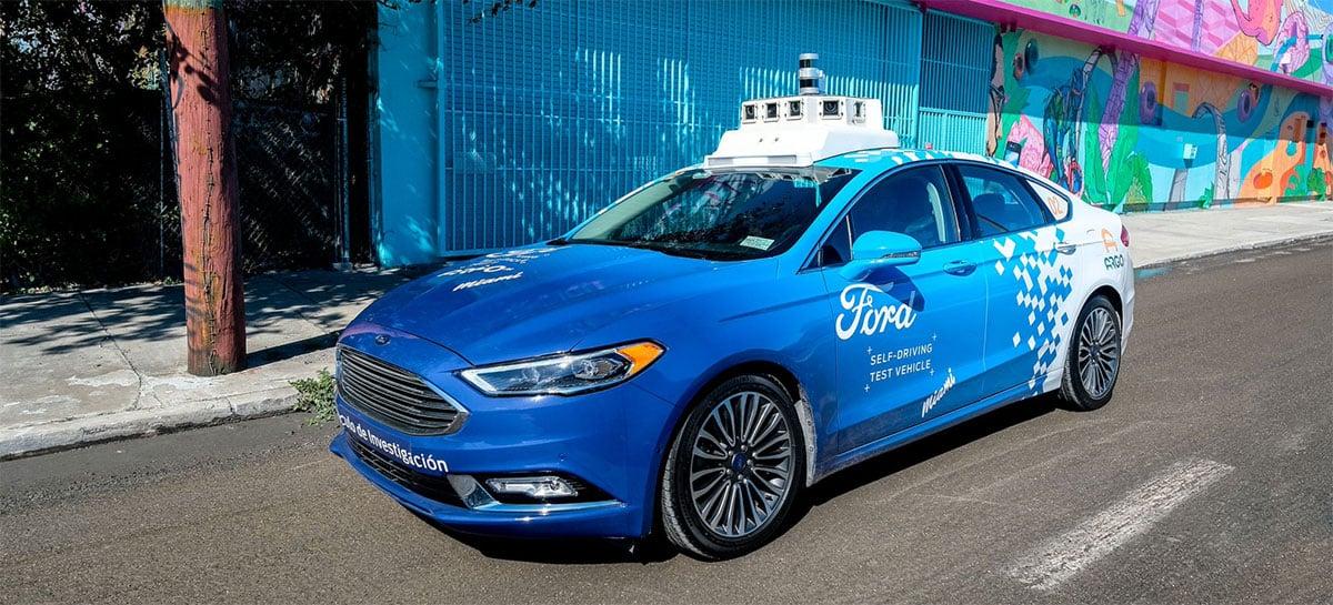 Ford adia lançamento do robotaxi para 2022 por causa da Covid-19