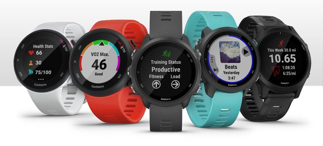 Garmin lança nova linha de smartwatches Forerunner - confira os 5 novos modelos!