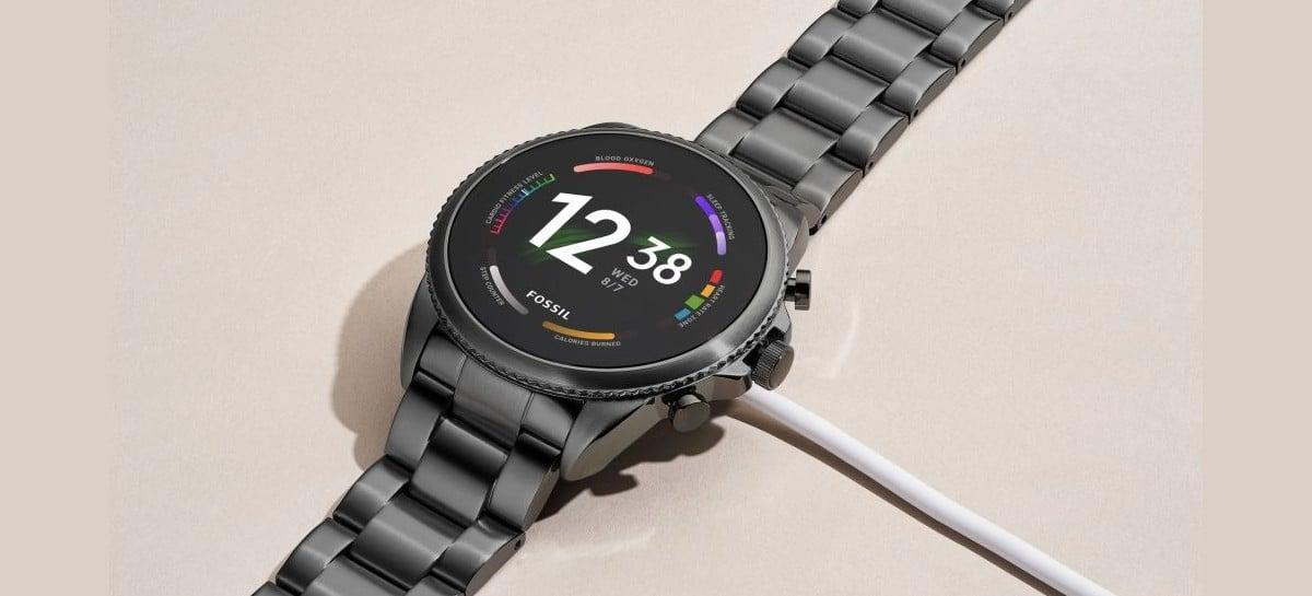 Fossil e Michael Kors revelam design da nova geração de smartwatches com Wear OS3