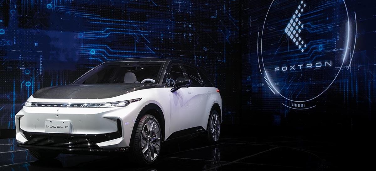 Foxconn começa a desenvolver seus primeiros carros elétricos