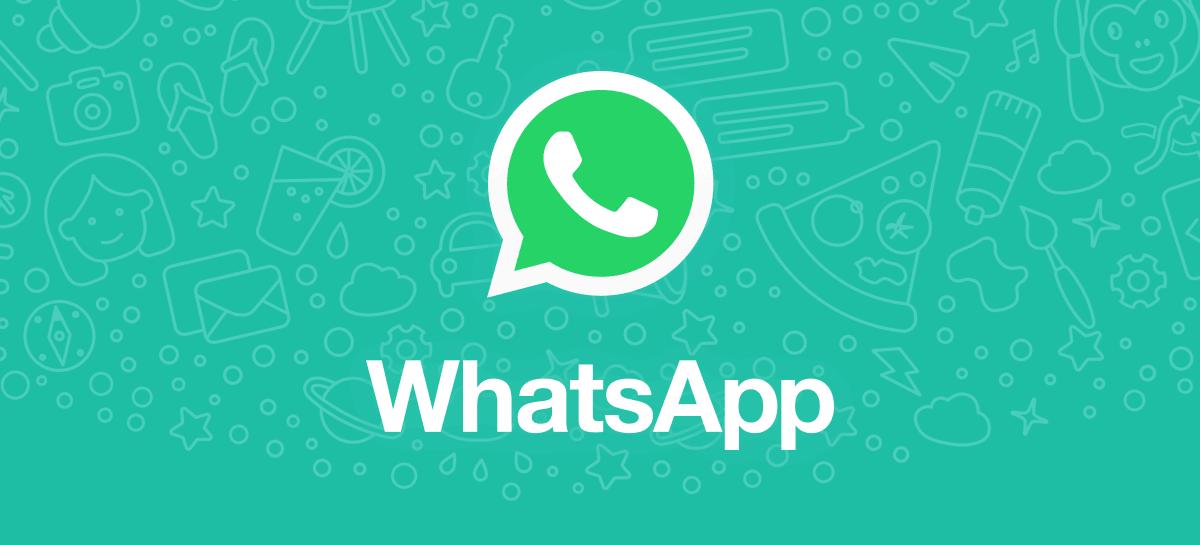 Recurso que permitirá utilizar até 4 dispositivos com a sua conta de WhatsApp foi confirmado