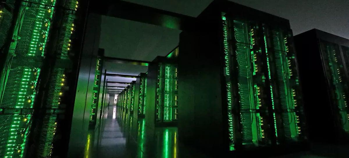 Supercomputador japonês Fugaku é o mais rápido do mundo