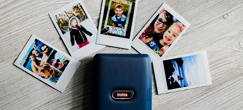 Fujifilm lança impressora fotográfica para smartphones Instax Mini Link
