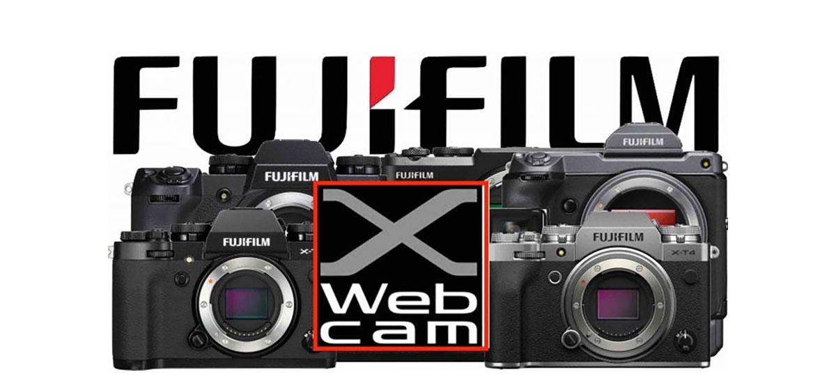 Fujifilm também lança app para transformar câmeras mirrorless em webcams