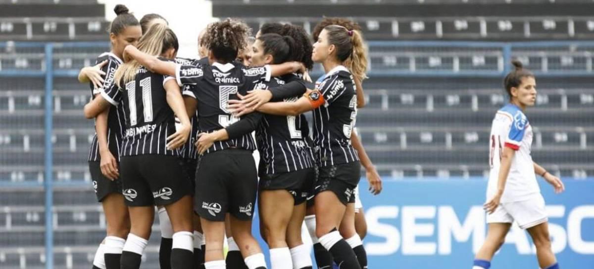 Fase final do Campeonato Brasileiro de Futebol Feminino terá transmissão até no TikTok