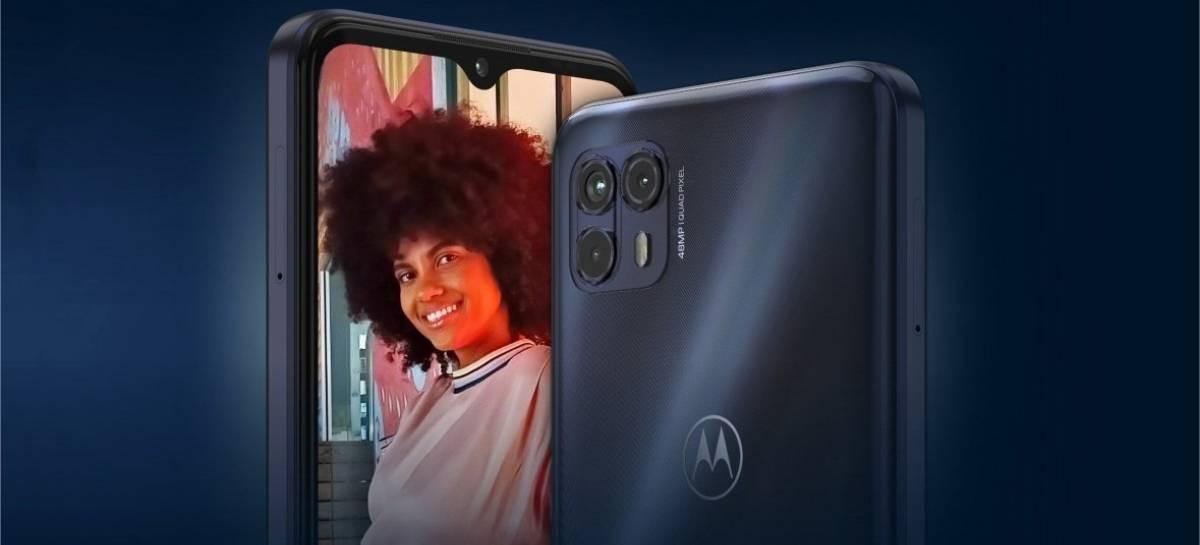 Motorola lança Moto G50 no Brasil com exclusividade na operadora Claro