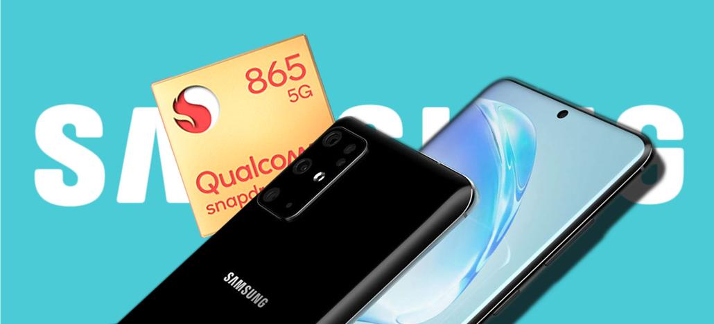 Samsung Galaxy S11 pode chegar ao mercado com Snapdragon 865