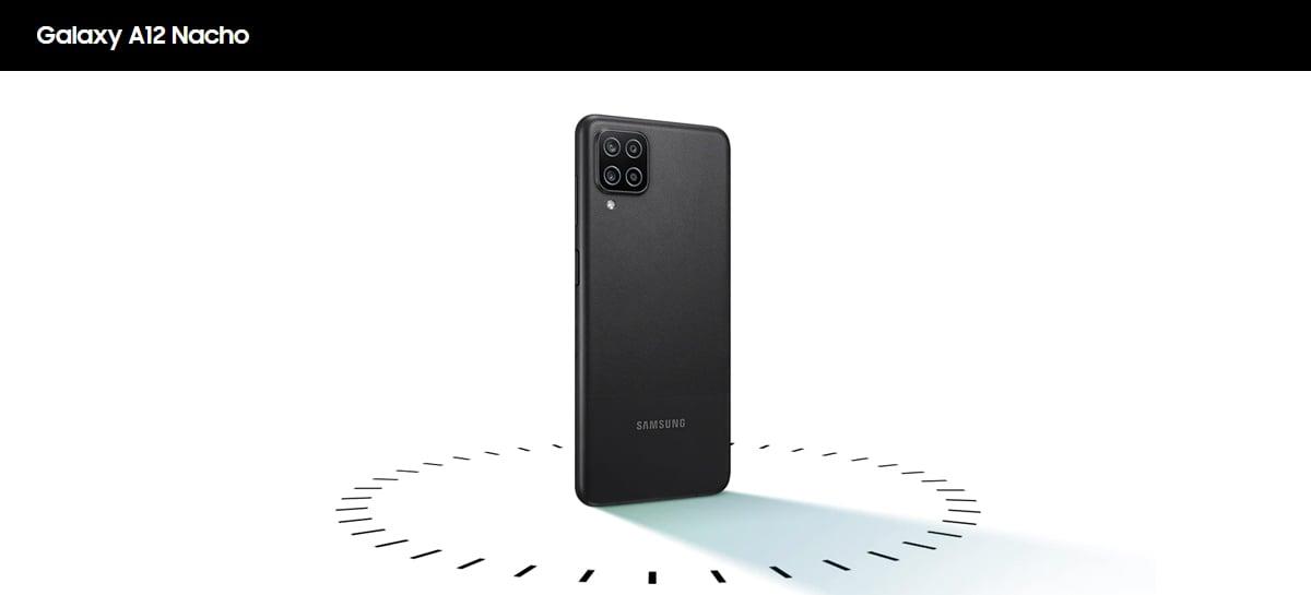 Galaxy A12 Nacho: Samsung revela smartphone de entrada com Exynos 850