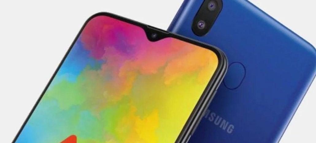 Samsung anuncia oficialmente o Galaxy A20, com tela de 6,4'' Super AMOLED Infinity-V