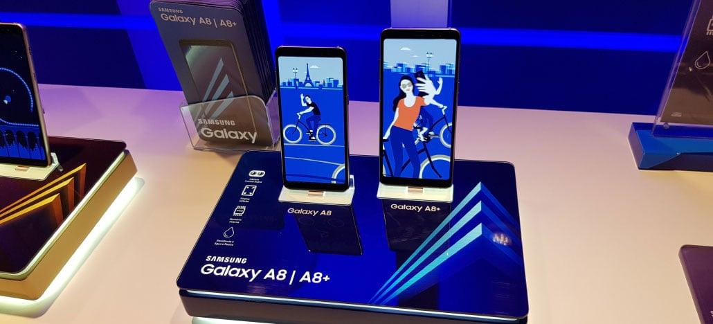 Samsung Brasil posta fotos de bancos de imagens alegando ser da câmera do Galaxy A8