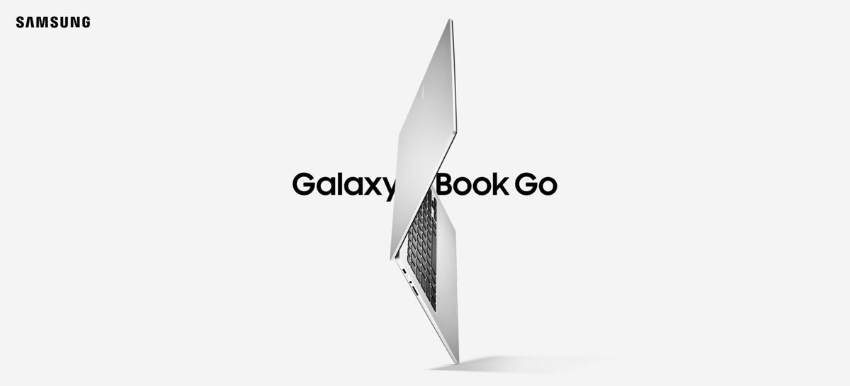 Samsung anuncia Galaxy Book Go e Galaxy Book Go 5G com chips Snapdragon