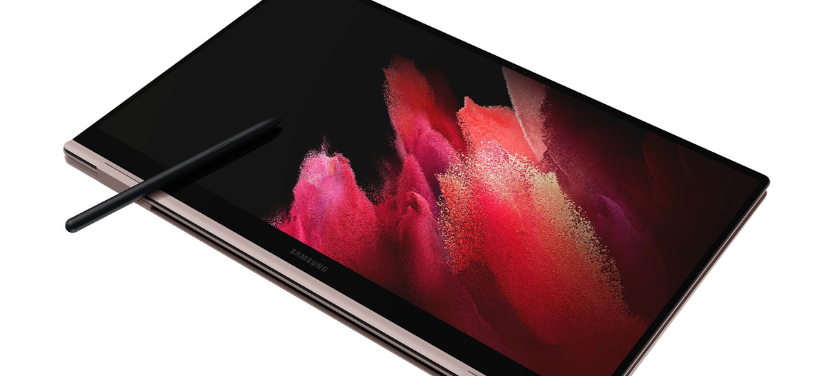 Samsung Galaxy Book Pro e Book Pro 360 aparecem em imagens não oficiais
