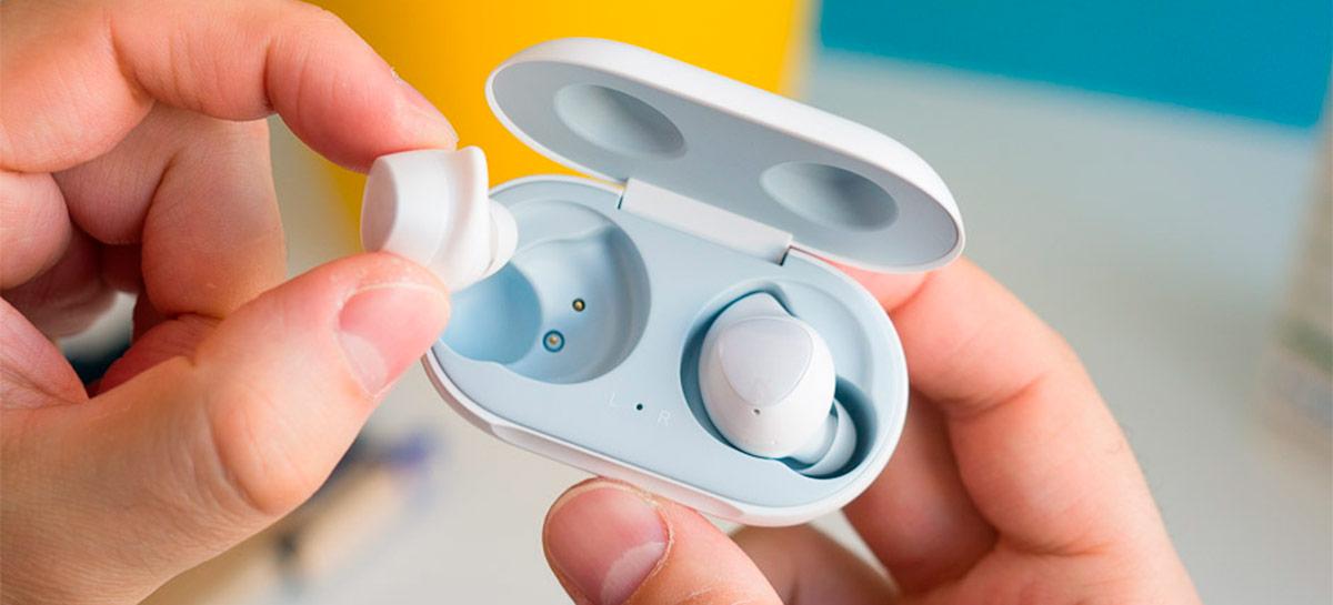 Galaxy Buds Pro são os próximos fones de ouvido sem fio da Samsung, segundo rumor