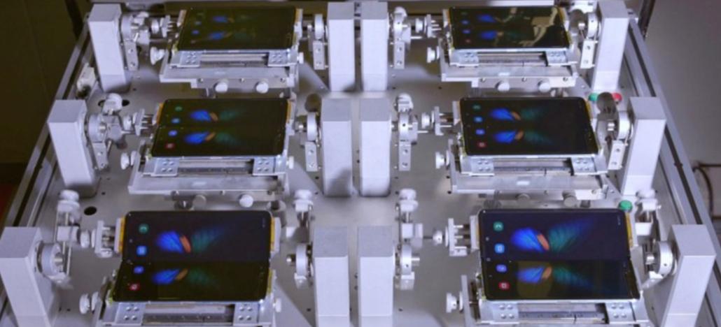 O Galaxy Fold pode estar pronto para o mercado global (de novo)