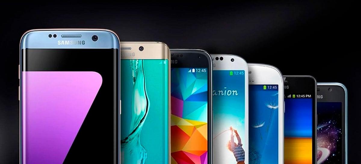 Veja quais as preferências dos usuários Samsung Galaxy e os recursos mais desejados!