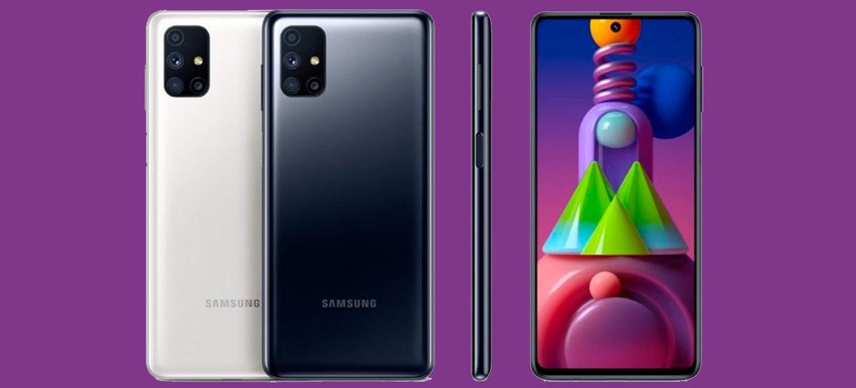 Update para One UI 2.5 chega ao Galaxy A31 e Galaxy M51 - ainda baseado em Android 10