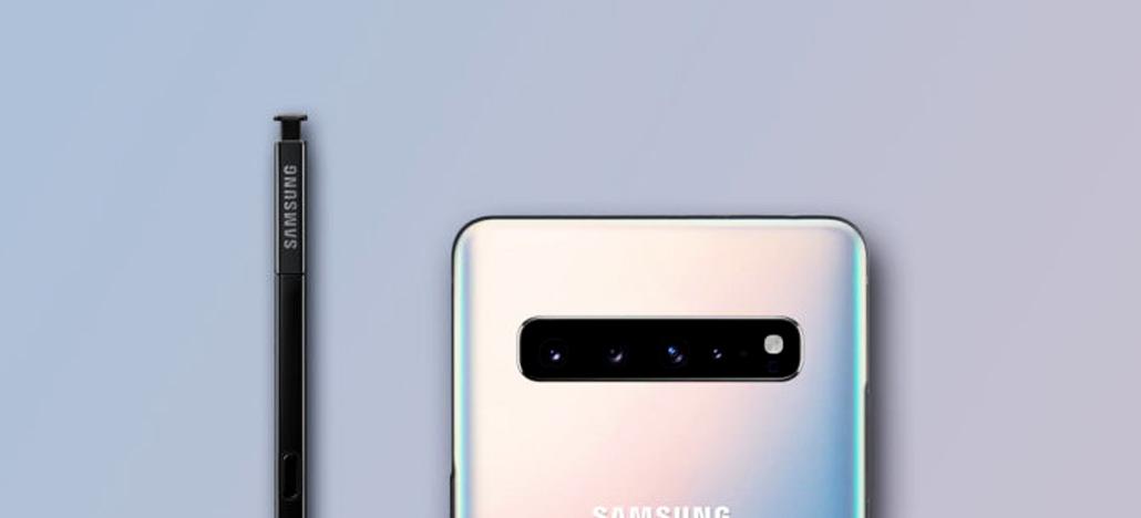 Galaxy Note 10 pode ter configurações de câmera (e outras) do Galaxy S10 [Rumor]