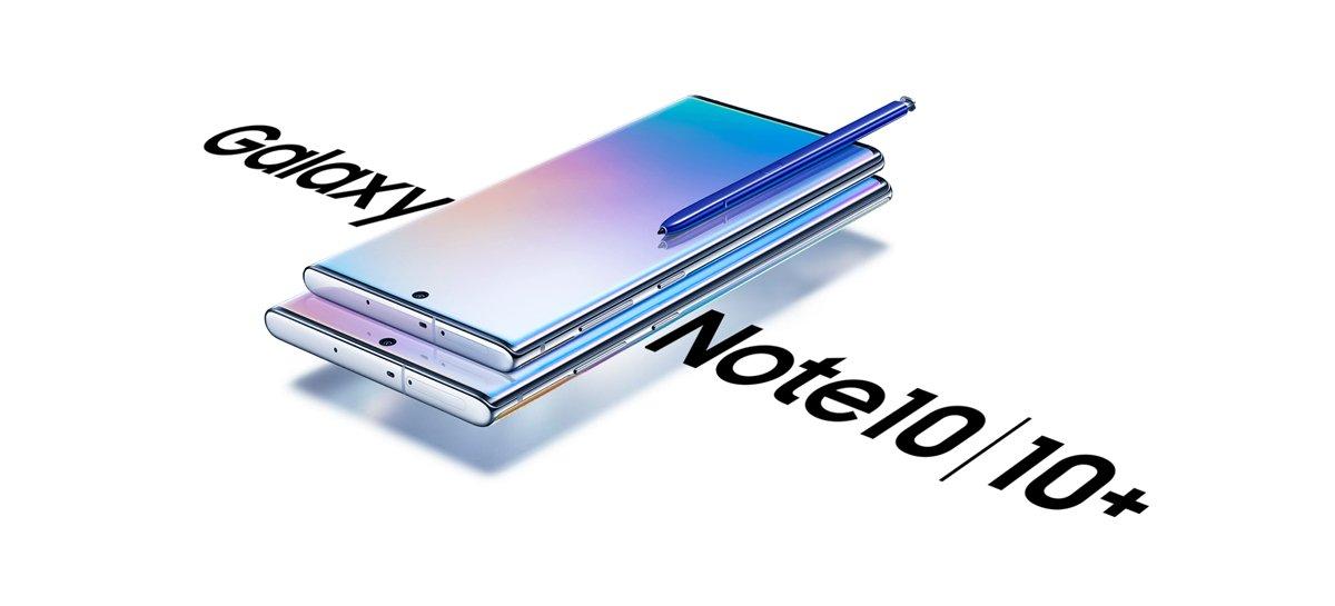 Atualização da linha Samsung Galaxy Note10 traz otimizações para câmeras