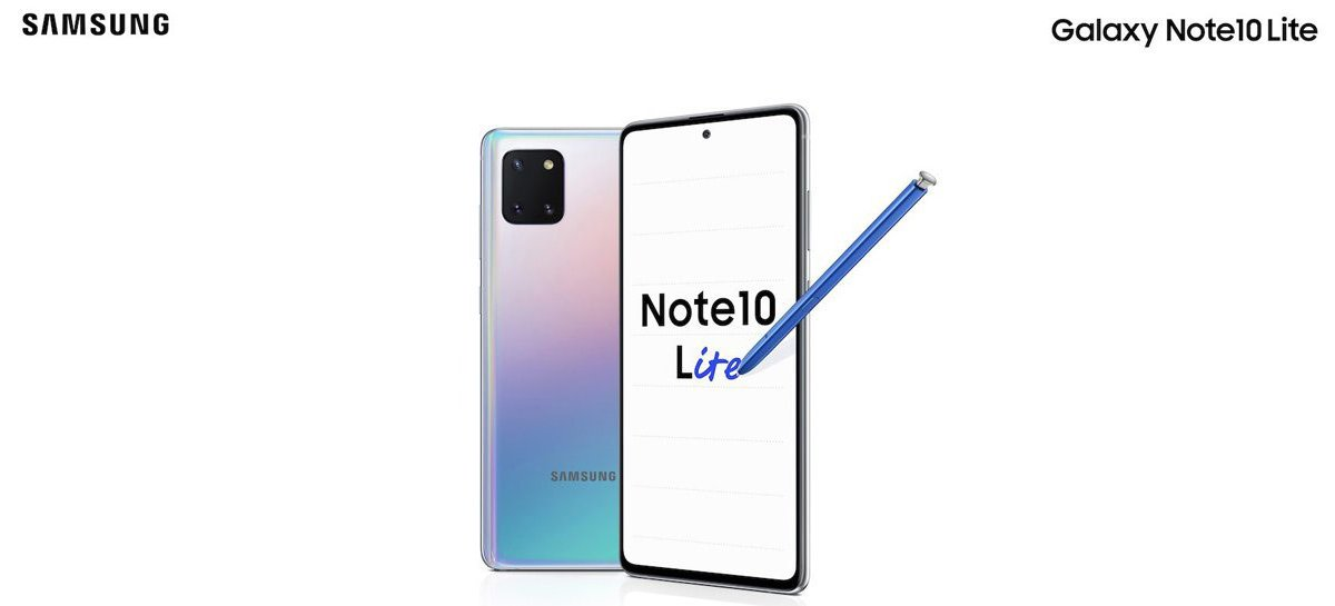 Samsung Galaxy Note10 Lite recebe Android 11 com One UI 3.0