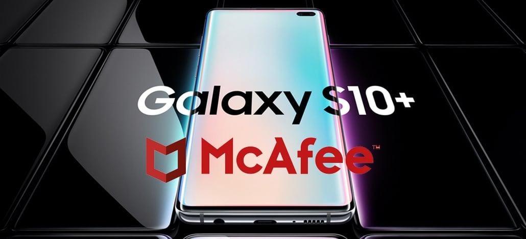 Samsung Galaxy S10 passará a ter a