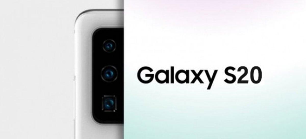 Modo Pro para vídeos deverá retornar à câmera da Samsung com o Galaxy S20
