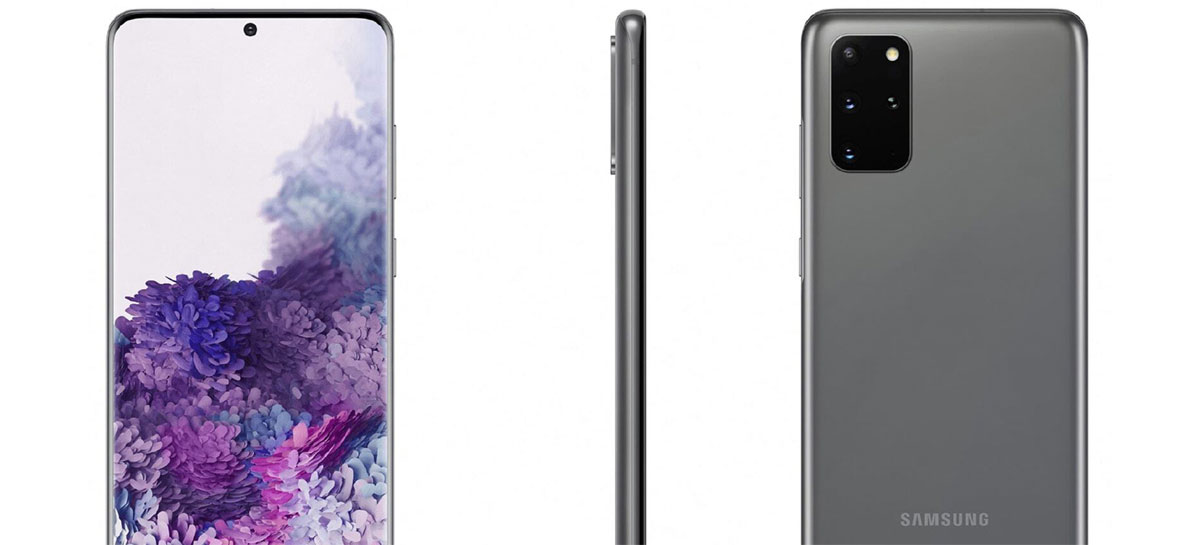 Samsung Galaxy S20+ tem foto com zoom digital de 30x postada na internet