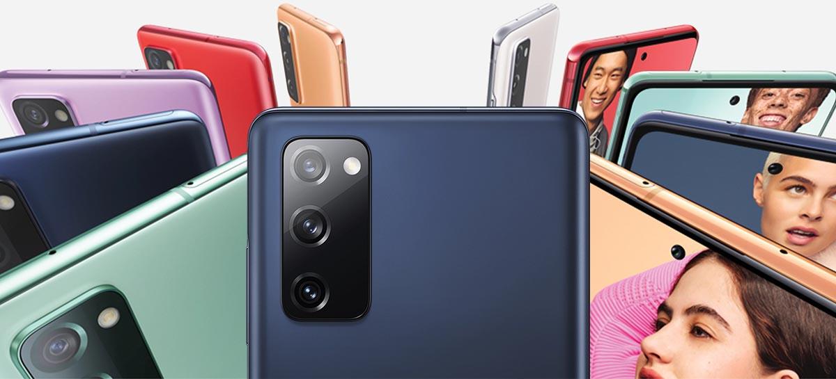 Galaxy S20 FE tem mesmo resultado que Zenfone 7 no DxOMark